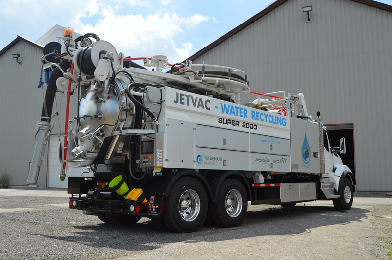 GapVax | The World's Most Advanced Vacuum Trucks and Equipment
